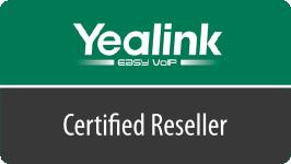 Yealink Certified Reseller