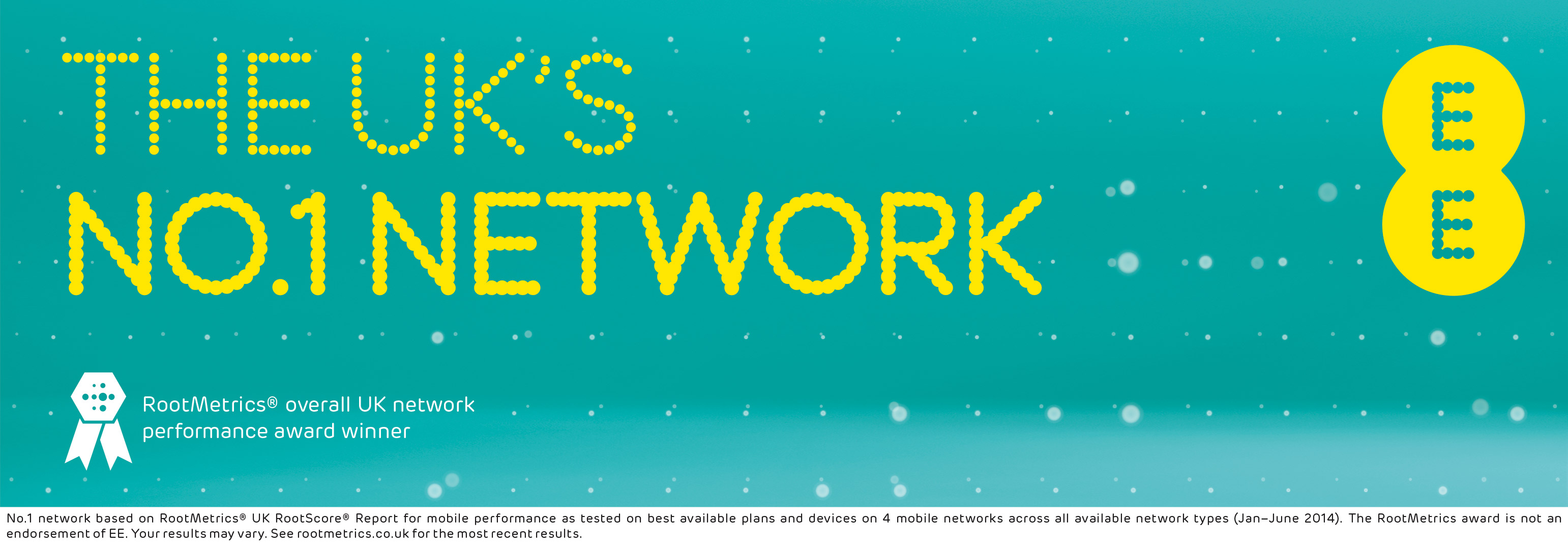 EE - The UK's Number 1 Network